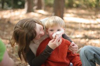 Профилактика ринита у детей
