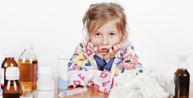Лечение ринита у детей