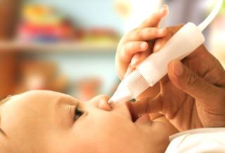 Лечение детей от острого ринита