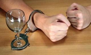 Насморк из-за алкоголизма