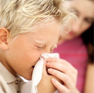 Вазомоторный насморк у ребенка