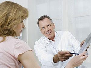 Консультация с врачом по выбору антибиотика