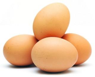 Яйца вкрутую от насморка